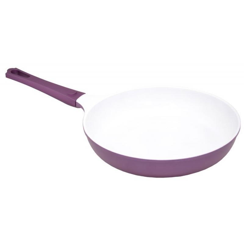 Pann Vioflam 28 x 5,6cm  purple (valualumiinium keraamilise kattega)