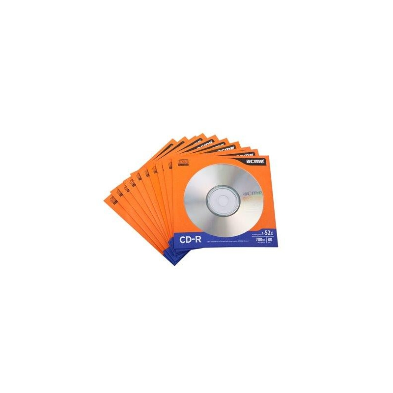 ACME CD-R 52x ümbrikus 1tk