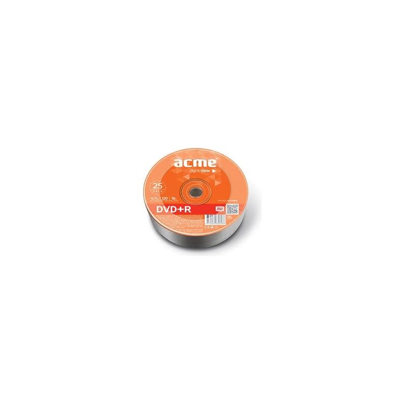 ACME DVD+R 4,7GB 16x 25-torn