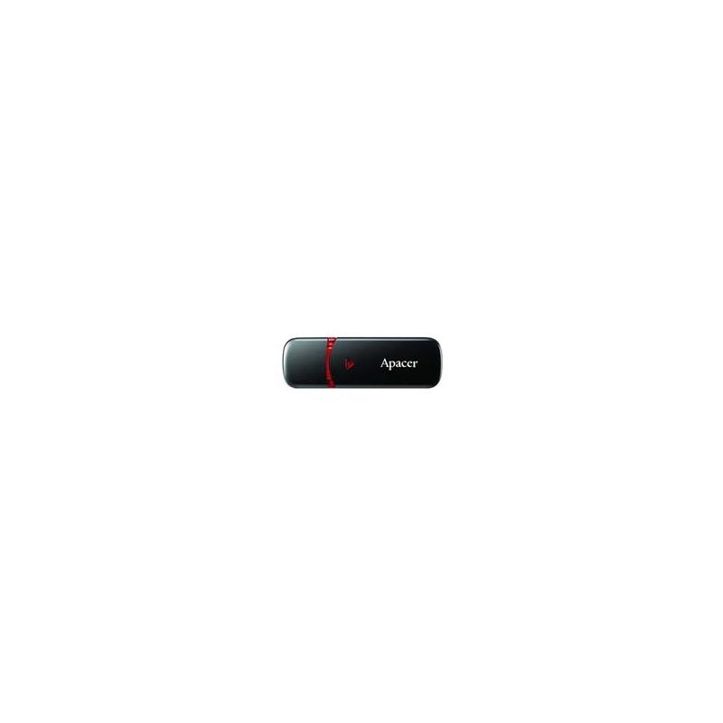Apacer mälupulk AH333, 16GB, must