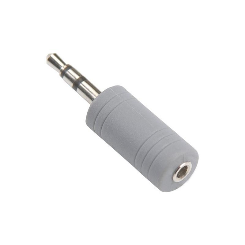 Bandridge BAP442 3,5mm M - 2,5mm F stereo adapter