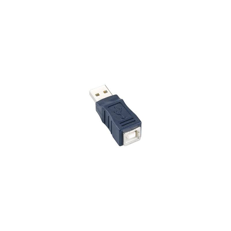Bandridge CA46000X USB A-B adapter A otsik - B pesa EOL