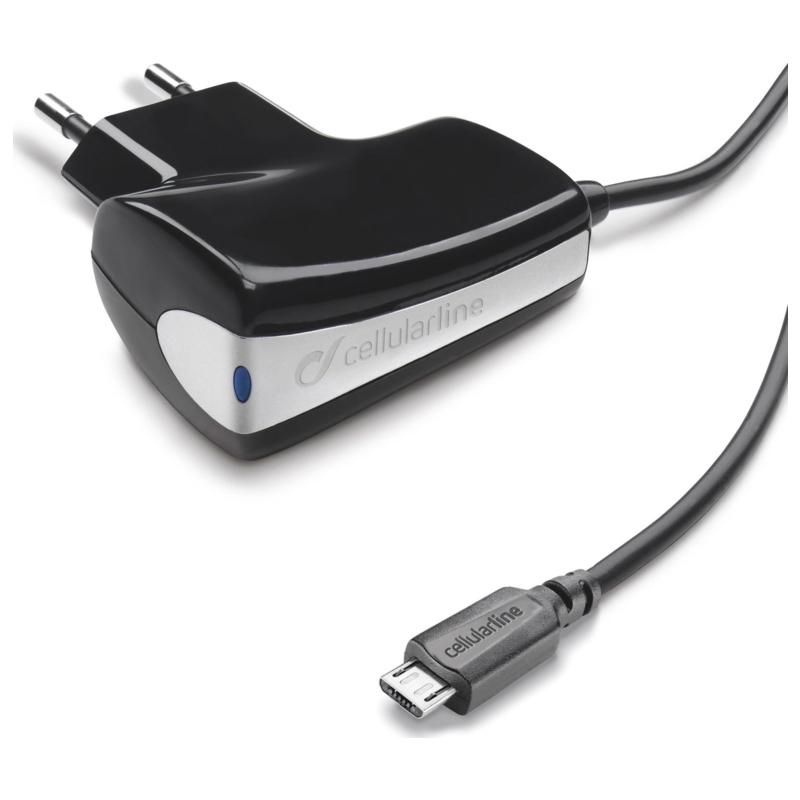 Cellular Micro USB laadija,110-240V