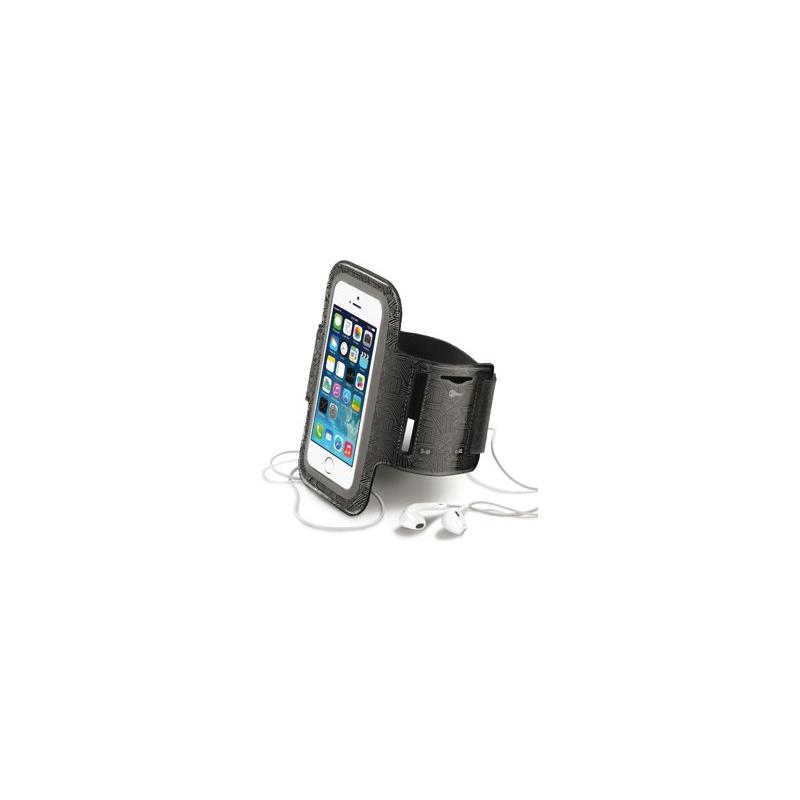 Cellular line telefoni hoidja käevarrele, must