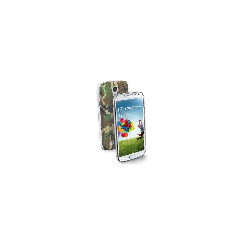 Cellular Samsung Galaxy S4 ümbris, Army, roheline EOL