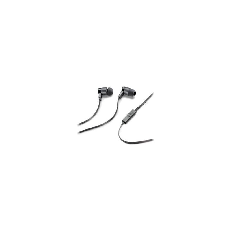 Cellular kõrvaklapid mikrofoniga nutitelefonile, mustad EOL