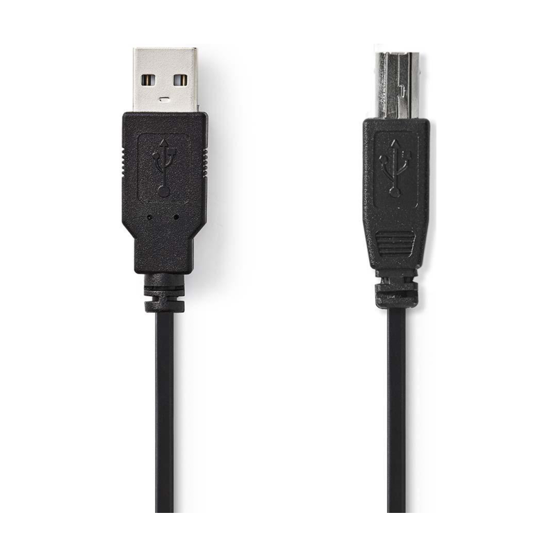 Kaabel USB A otsik - B otsik, 3m
