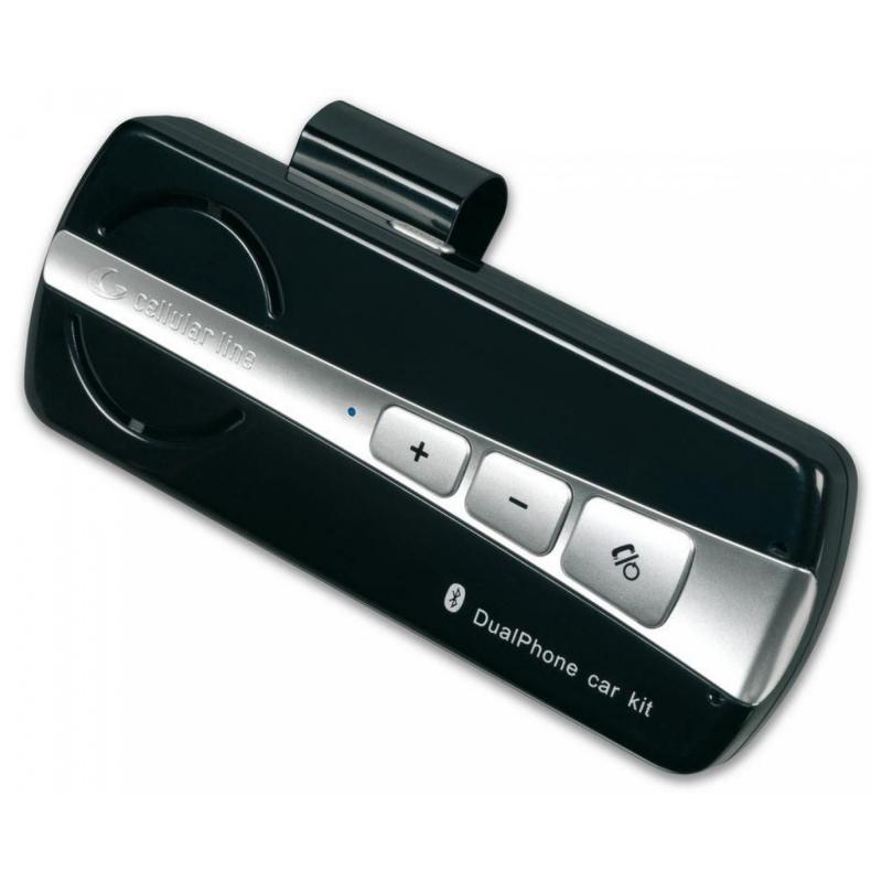 CellularLine Bluetooth käedvaba kompl.autosse 2-le tel.-le