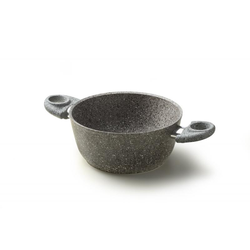 AM Cuore di Pietra non stick pott 24cm, 4,5L