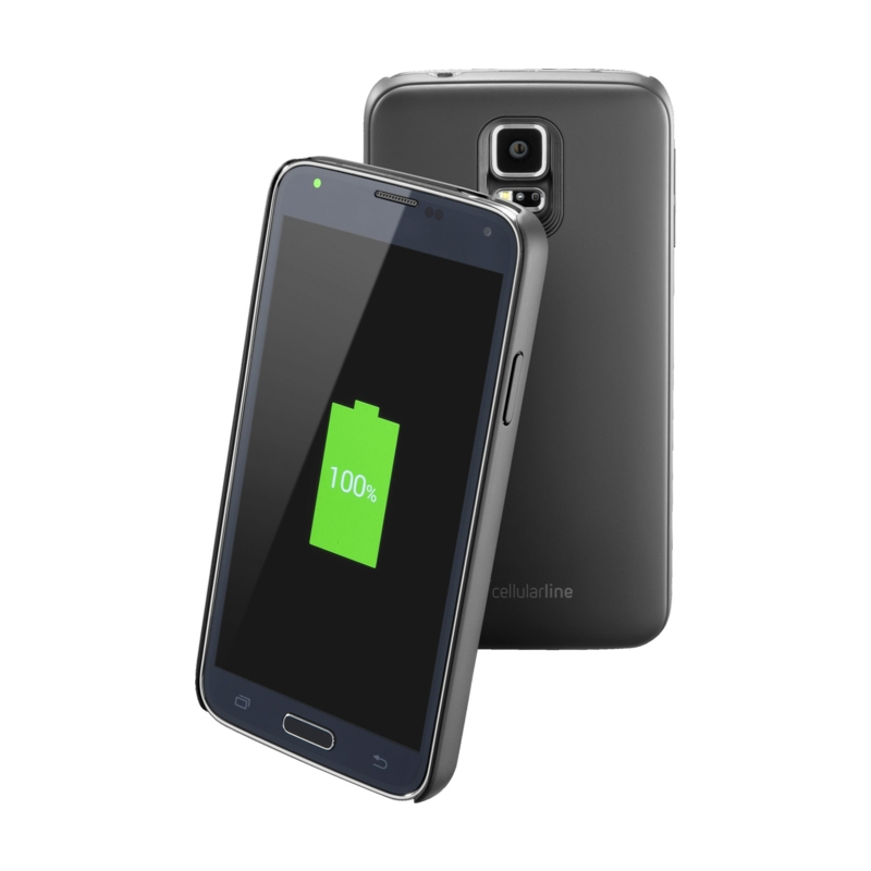 Cellular Line Powercase Samsung s5 2400mAh EOL