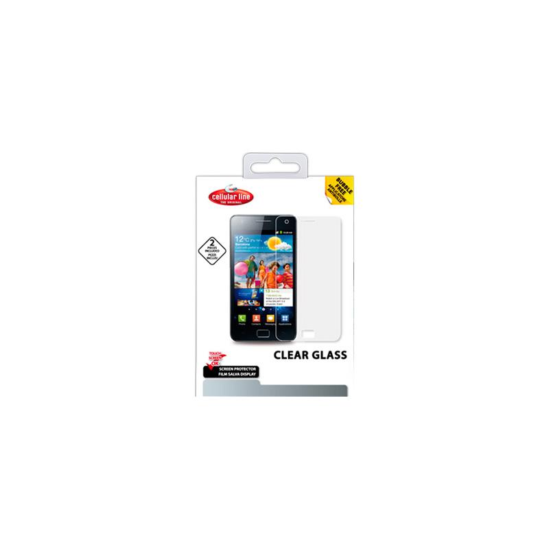 Cellular Samsung Galaxy Ace ekraanikaitse, kile 2tk EOL