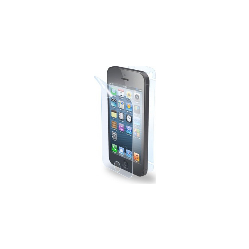 Cellular iPhone 5/5S ekraanikile Ultra+tagumine kile EOL
