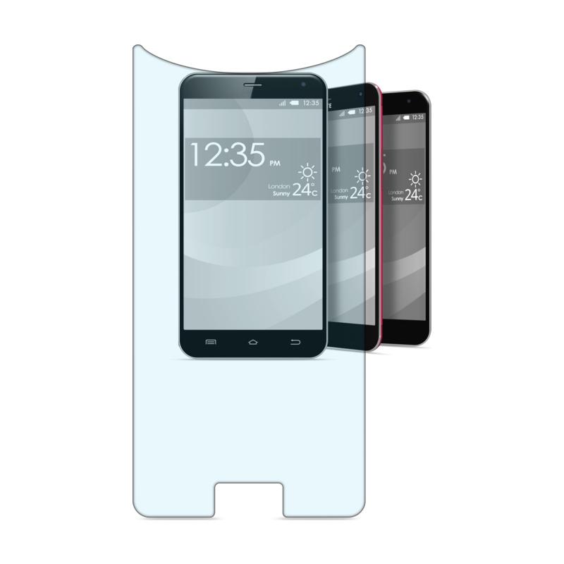 Cellulari universaalne klaas kuni 5,5 tollisele telefonile