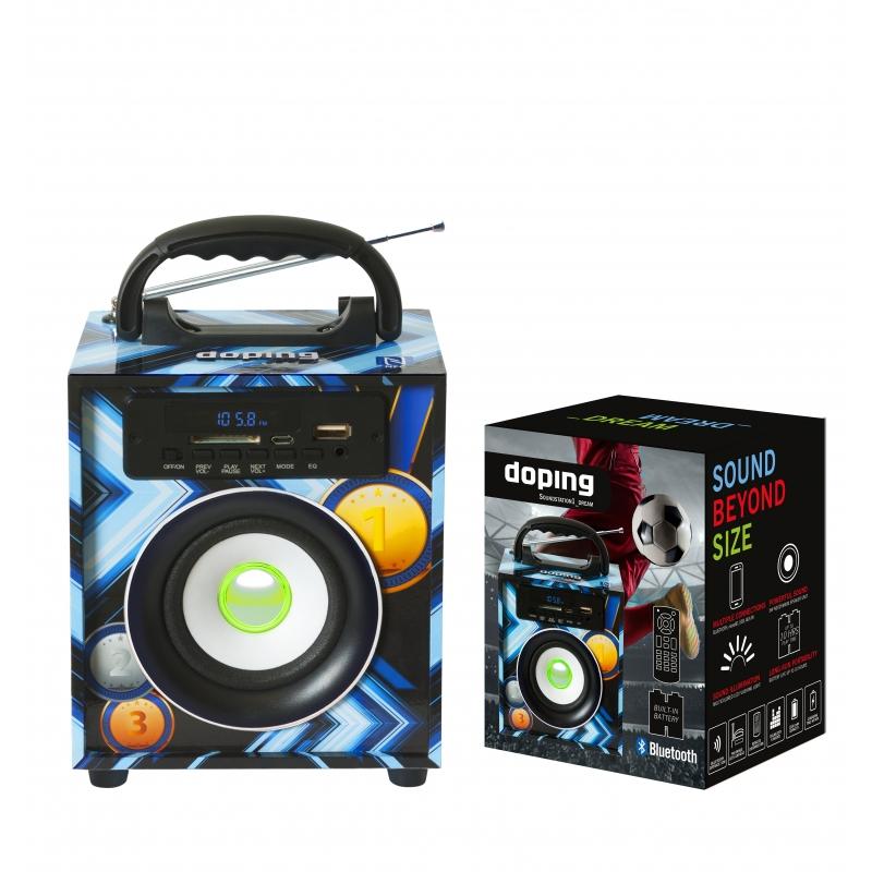 Kõlar Bluetooth, Dream, FM raadio ja USB