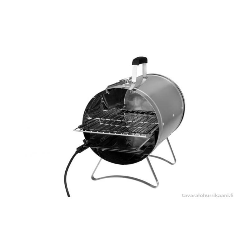 Mustang elektriline suitsugrill termostaadiga