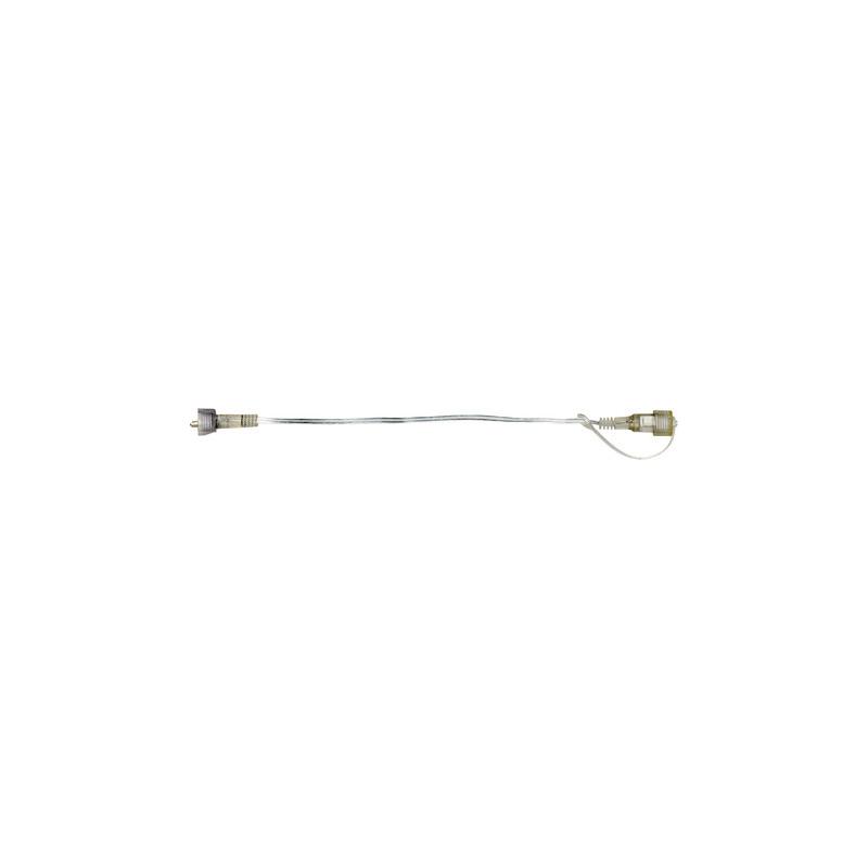 Pikenduskaabel System Decor 10m, läbipaistev, IP44