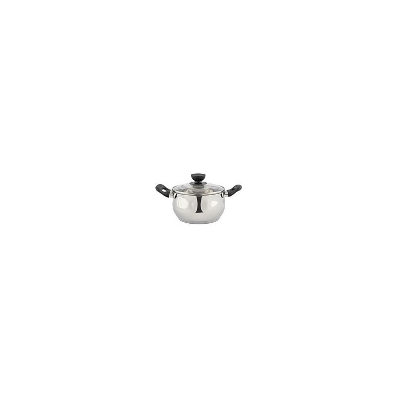 Day Pott 2,5L 18x10,5cm klaaskaanega, induktsioon