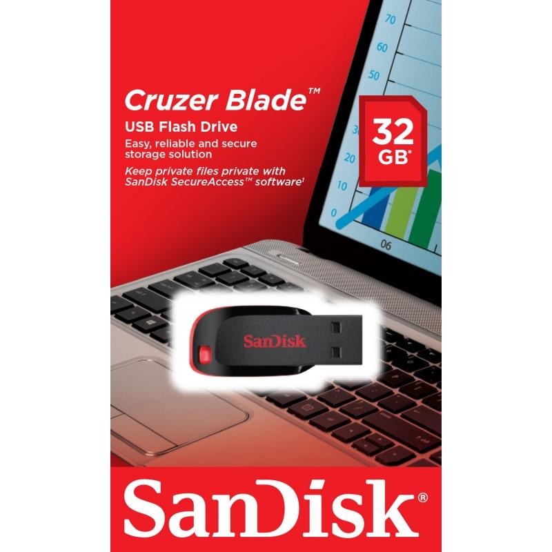 SanDisk Cruzer Blade 32 GB