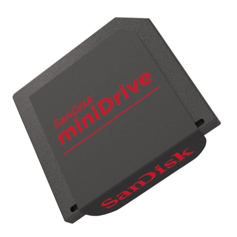 Sandisk Ultra miniDrive 64GB / lisamälu MacBookidele