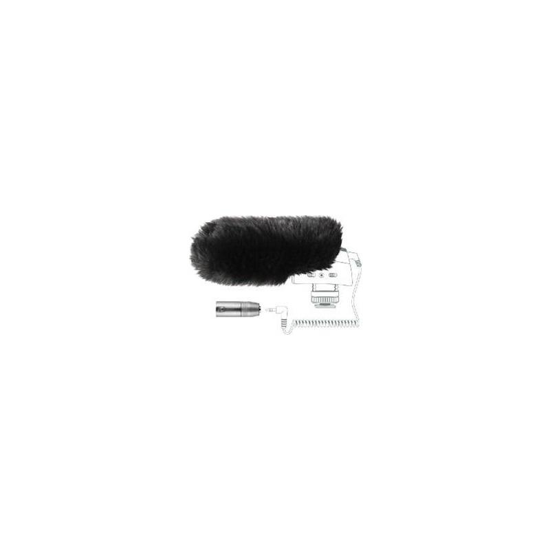 Sennheiser MZW400 mikrofoni kaitse MKE400 kaamerakompl.-le EOL