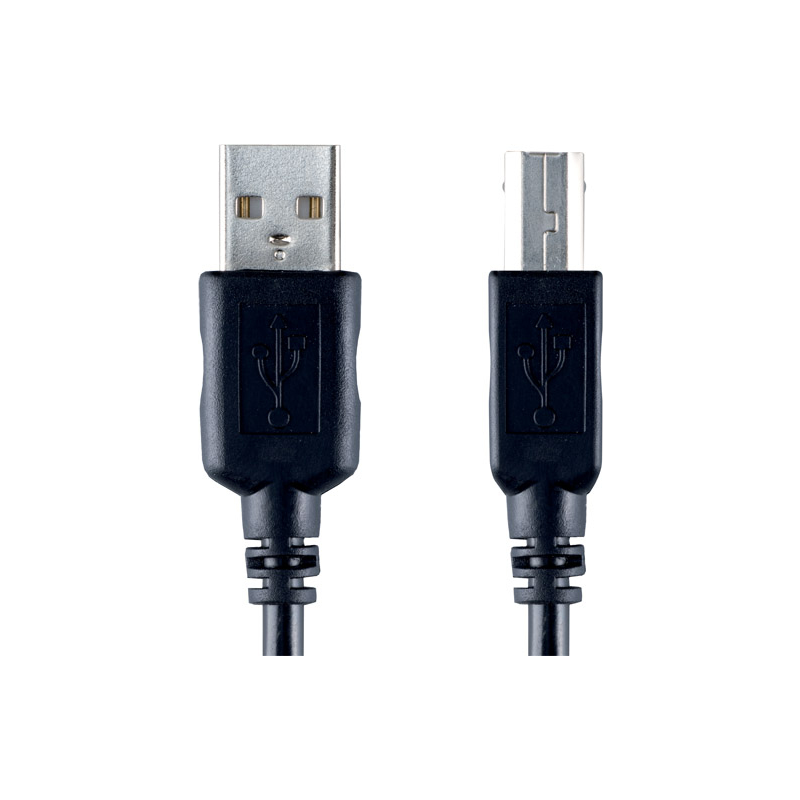 Valueline VCL4102 USB 2.0 A otsik - USB B otsik 2,0m