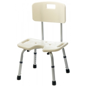 Duši-tool istekõrgus 33-44cm, 37x40cm /2