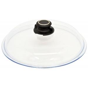 Klaaskaas ventileeriva nupuga 28cm