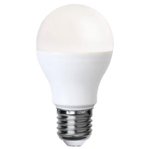 LED Lamp E27, 9W= 60W, A60,3000K, 800LM 10/100