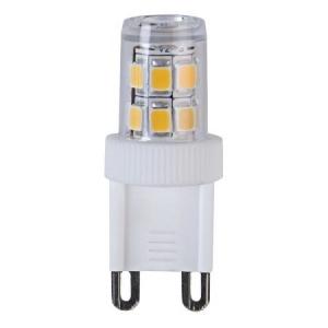 LED Lamp G9,230V,Halo-LED, 3,5W=30W, 2700K, 230LM 10/100