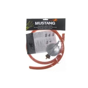 Mustang Gaasiballooni regulaatori kompl. 30mbar 1,5kg/h