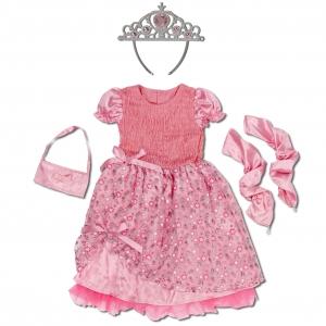 Printsessi-Ingli kleit 3-4a.(98-110)