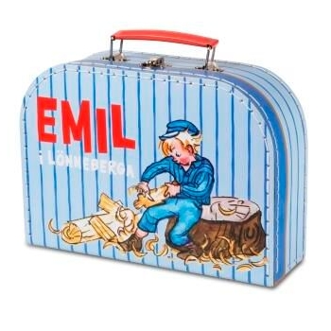 Emil kohver väike 25cm.