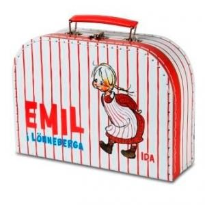 Emil-Ida kohver 25cm.