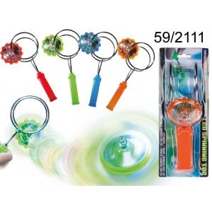LED magnetvurr 4 värvitooni