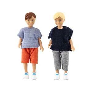 Lundby kaks poissi