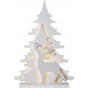 Jõuludekoratsioon Grandy 70cm, 36LED, voolutoide, IP44