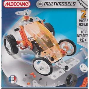 Meccano Buggy 2 mudelit