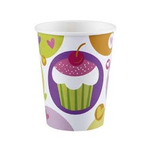 Joogitopsid 266ml 8tk/pk Cupcake