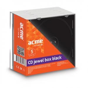 ACME CD-karp jewel 5-pakk EOL