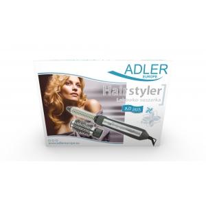 Adler AD203 föön-koolutaja 550w, must