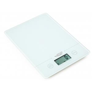Adler AD3138w köögikaal digitaalne, max 5kg, valge