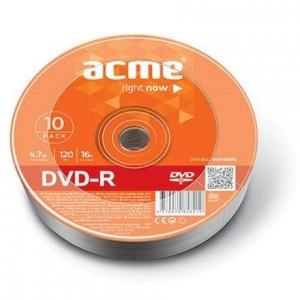ACME DVD-R 4,7GB 16x 10-ne torn