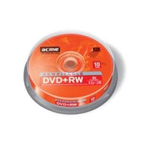 ACME DVD+RW 4,7GB/4x 10-torn EOL