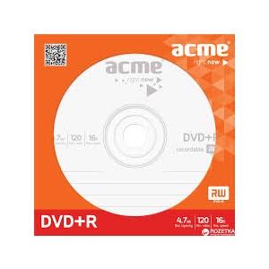 ACME DVD+R 16x ümbrikus 1tk