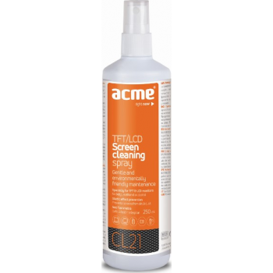 ACME Ekraanipuhastusvedelik 250ml (pihustiga)