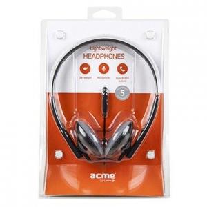 ACME kõrvaklapid mikrofoniga, arvutile EOL