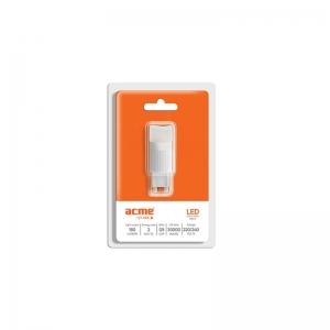 ACME LED 2W, 3000K warm white, G9 EOL