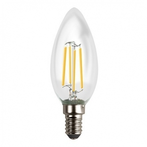 Acme LED filament Candle 4W, 3000K warm white, E14 EOL