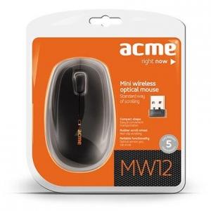 ACME MW12 juhtmevaba mini-hiir, USB