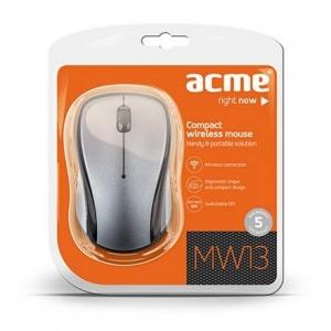 ACME MW13 juhtmevaba hiir, USB